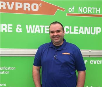 Servpro Of North Knoxville Employee Photos