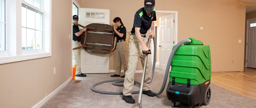 Knoxville, TN residential restoration cleaning